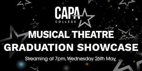 Graduation Showcase: Musical Theatre tickets