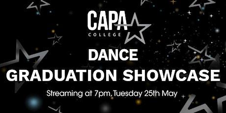 Graduation Showcase: Dance tickets