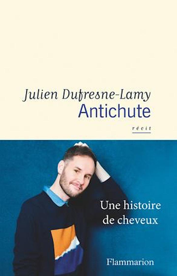 Image pour Rencontre avec Julien Dufresne-Lamy