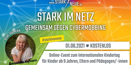 stark im Netz : Gemeinsam gegen Cybermobbing in der Eifel Tickets