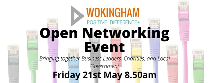 Open Networking Event May 21st 8.50am image