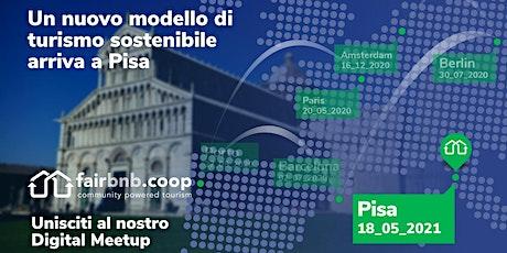 Terre di Pisa: presentazione di Fairbnb.coop biglietti