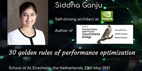 School of AI Netherlands (Online) May Special Session tickets