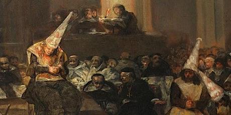 La Inquisición en Sevilla entradas