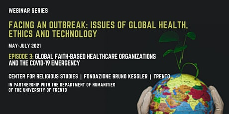 Facing an outbreak: Issues of global health, ethics and technology. Ep. 3 biglietti