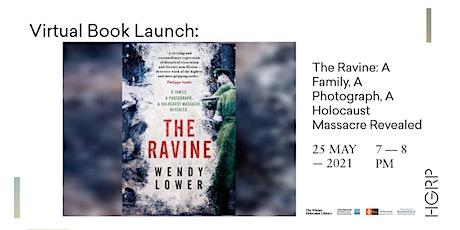 Virtual Book Talk: The Ravine tickets