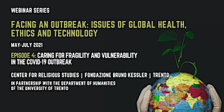 Facing an outbreak: Issues of global health, ethics and technology. Ep. 4 biglietti