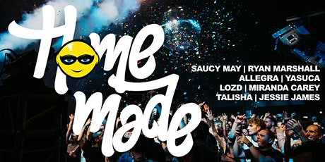 Homemade Saturdays - 12th June 2021 tickets