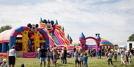 Festival of Leisure Melton Mowbray tickets