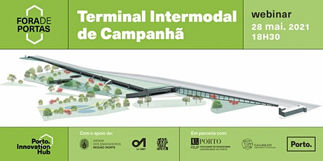 Inovação Fora de Portas | Terminal Intermodal de Campanhã bilhetes