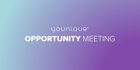 YOUNIQUE ITALIA - OPPORTUNITY MEETING biglietti