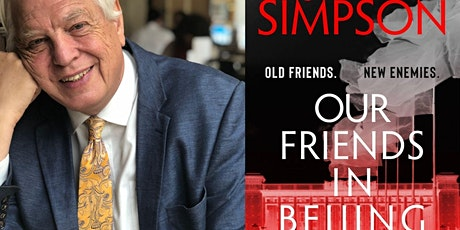 BOOKNIGHT: WITH JOHN SIMPSON tickets
