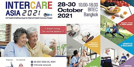 InterCare Asia 2021 tickets