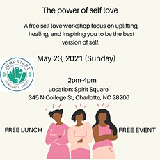 The power of self love: Knowing your worth tickets