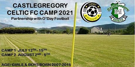 Castlegregory Celtic FC Soccer Camp,Kerry tickets