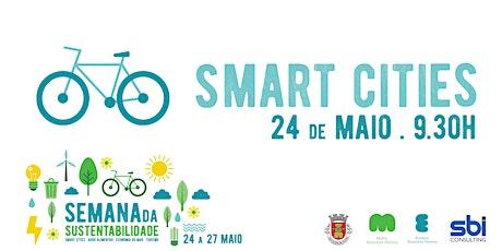 Semana da Sustentabilidade de Mafra: Smart Cities bilhetes