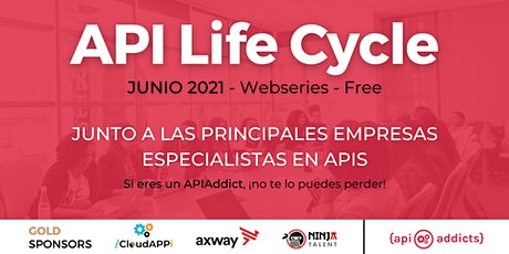 Webseries: API Life Cycle entradas