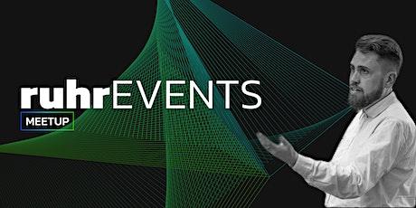ruhrMEETUP - Hybrider Vertrieb für B2B Start-ups Tickets