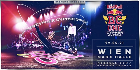 Red Bull BC One Cypher Austria Tickets