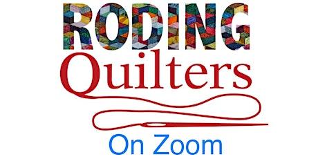 Roding Quilters present Jacqueline de Jonge tickets