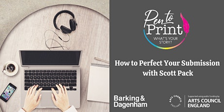 Pen to Print: How to Perfect Your Submission with Scott Pack tickets