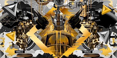 ARTECHOUSE Miami Latest Innovative Exhibit AṢẸ: AFRO FREQUENCIES tickets