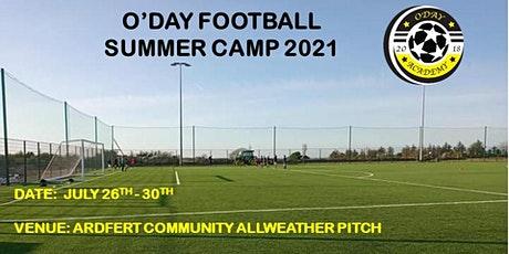 O'Day Football Summer Camp tickets