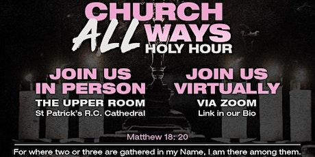 Church ALL Ways tickets