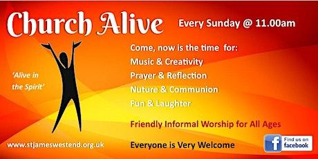 Church Alive Outdoors ingressos