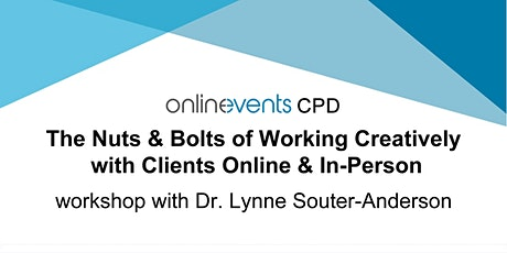The Nuts & Bolts of Working Creatively with Clients Online and In-Person tickets