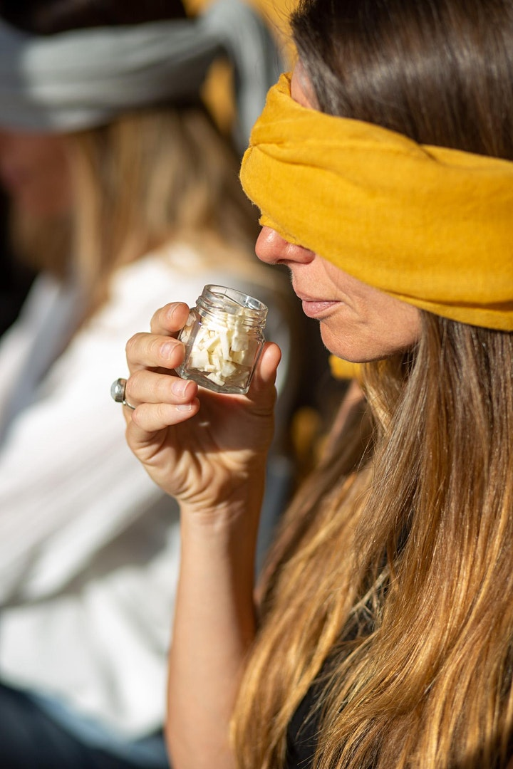 Food and the 5 Senses - Liminal Weekend Experience image