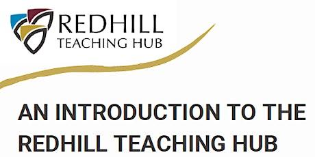 Redhill Teaching School Hub Information Evening tickets