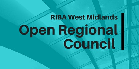RIBA West Midlands - Open Council Meeting tickets