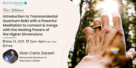 Free Webinar: Introduction To TQR With Powerful Meditation tickets