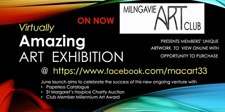 Milngavie Art Club Virtual Exhibition 2021/2022 tickets