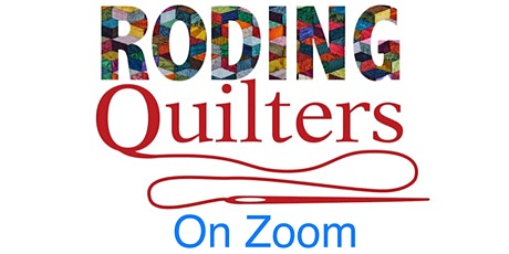 Roding Quilters present Katharine Guerrier tickets