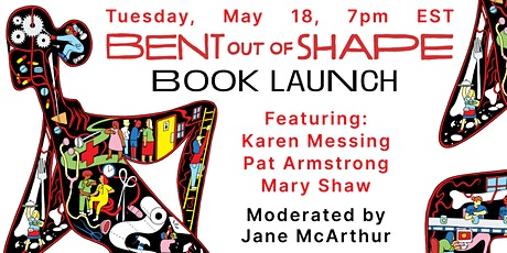 Book Launch: Bent out of Shape tickets