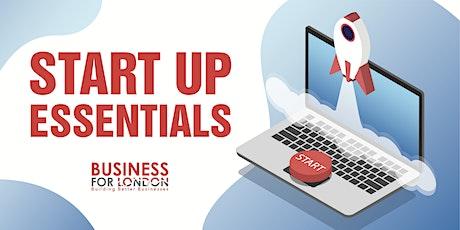 Start-Up Essentials tickets