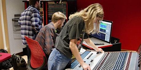 Online Music Production Open Evening | Abbey Road Institute | 3rd June 2021 biglietti