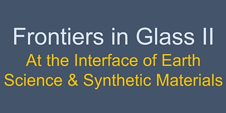 Frontiers in Glass II tickets