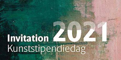 Kunststipendiedag 2021 tickets
