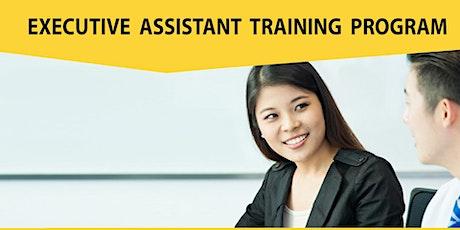 Live Webinar: Executive Assistant Training entradas