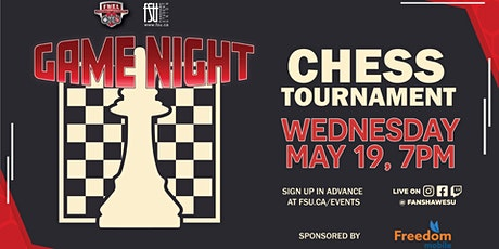 FSU Game Night: Chess Tournament tickets