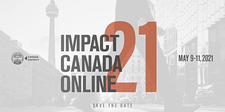 IMPACT CANADA  2021 - DAY 3 (Tuesday) tickets