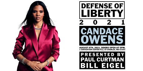 DEFENSE OF LIBERTY: CANDACE OWENS tickets