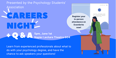Careers Night + Q&A tickets