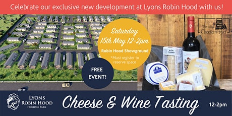Cheese and Wine Tasting to celebrate Hawthorn View tickets
