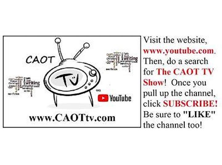 The Men of CAOT Virtual Showcase - June 26, 2021 image