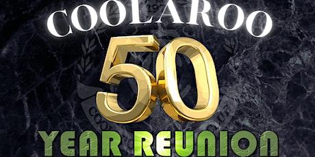 Coolaroo 50 Year Reunion tickets