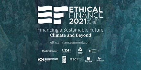 Ethical Finance 2021 entradas